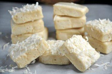 Zdrowe domowe pianki (marshmallows)