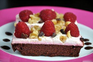 Ciasto kakaowo-buraczane (bezglutenowe)
