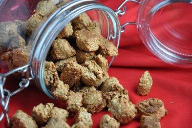 Zdrowe ciasteczka piernikowe