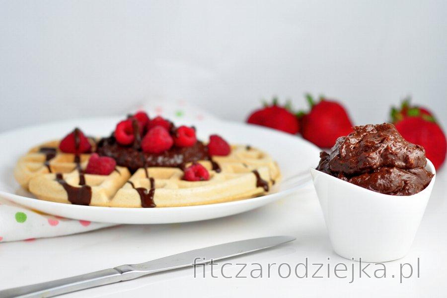 Dietetyczna Nutella czekoladowa