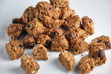 Zdrowe kokosowo-czekoladowe płatki śniadaniowe