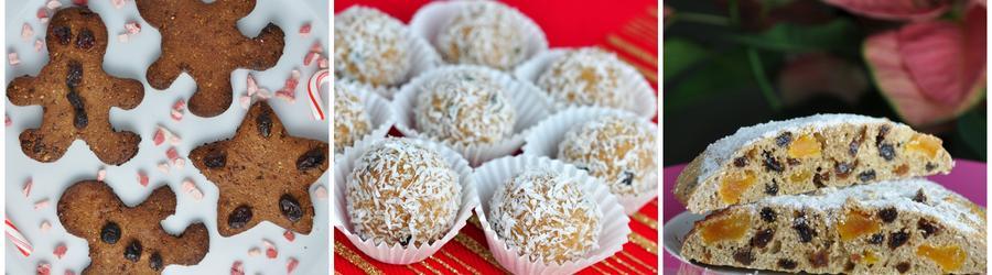 Zdrowe przepisy bez cukru na Święta Bożego Narodzenia i inne okazje