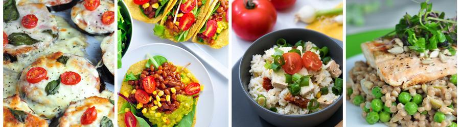 Proste i zdrowe przepisy na obiad i lunch