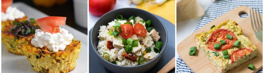 Wysokobiałkowe przepisy z tofu