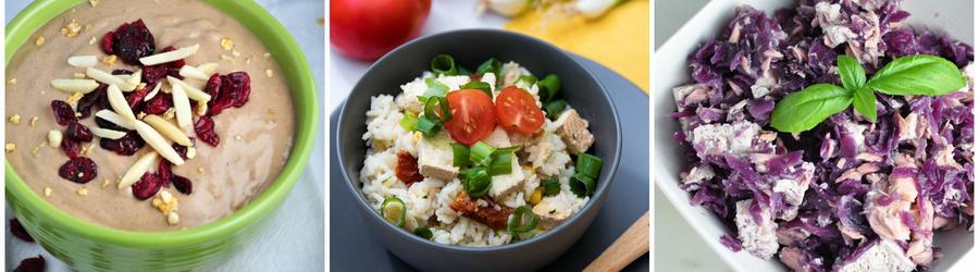 Bezglutenowe przepisy z tofu