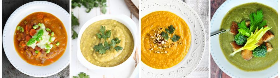 Przepisy na zdrowe zupy
