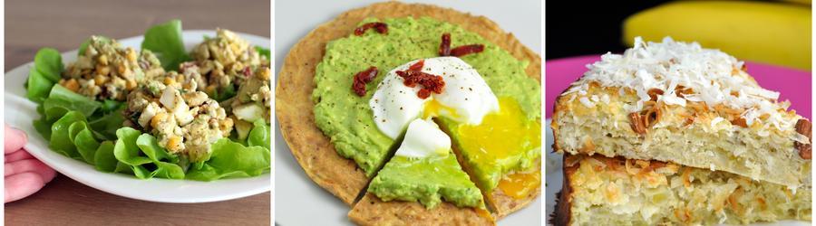 Zdrowe bezglutenowe przepisy z jajami