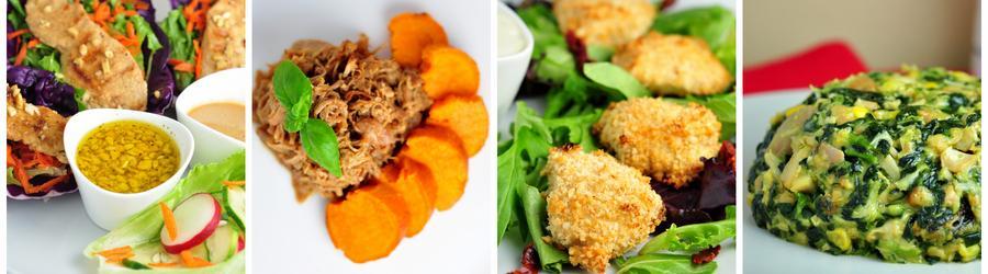 Zdrowe i proste przepisy z kurczakiem