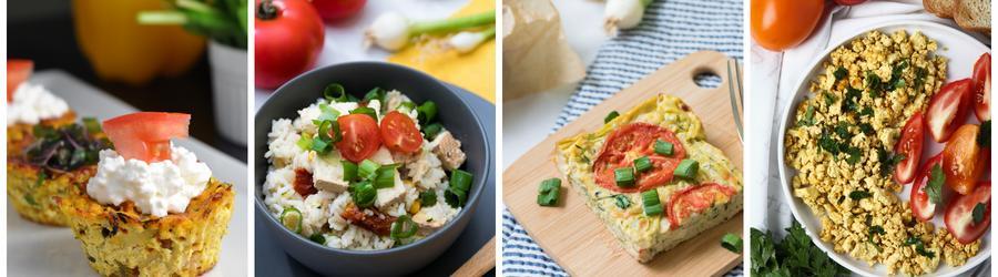 Zdrowe przepisy z tofu