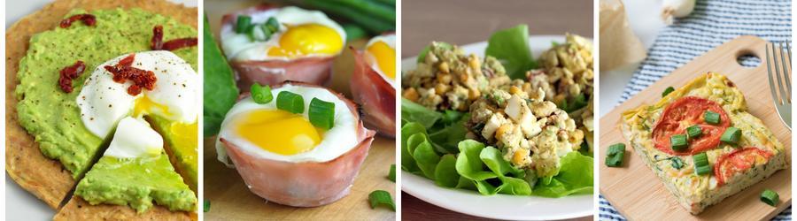 Proste i zdrowe przepisy z jajkiem