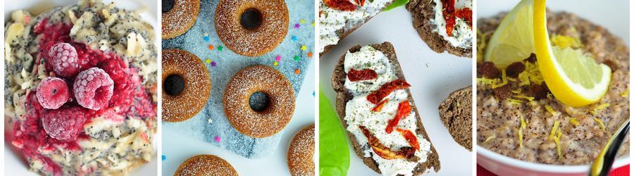 Zdrowe przepisy na śniadania wegańskie