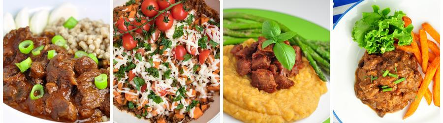 Zdrowe przepisy z wołowiną na lunch i obiad
