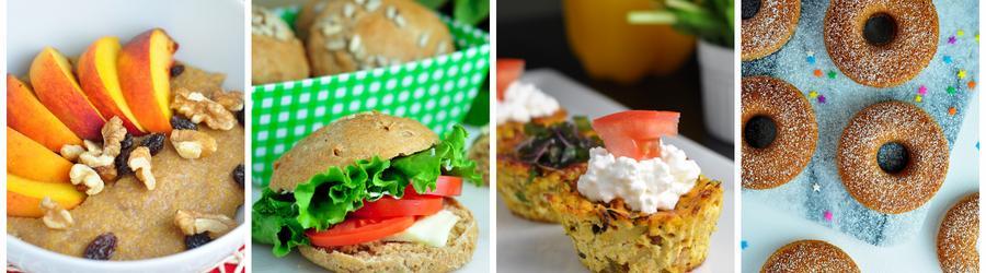 Zdrowe przepisy na śniadanie bez jajek