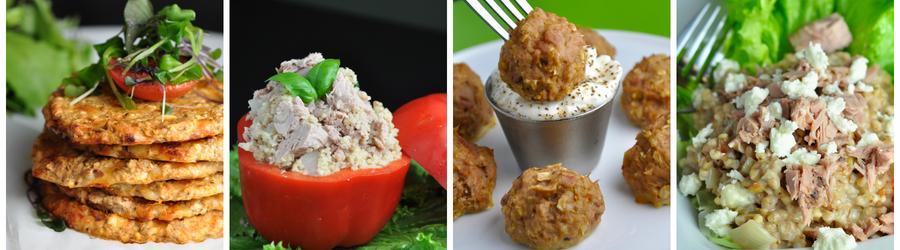 Zdrowe przepisy z tuńczykiem na lunch i obiad