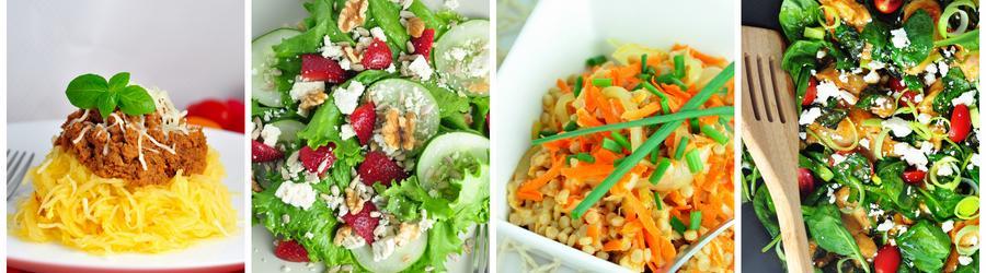 Przepisy z warzywami na obiad i lunch