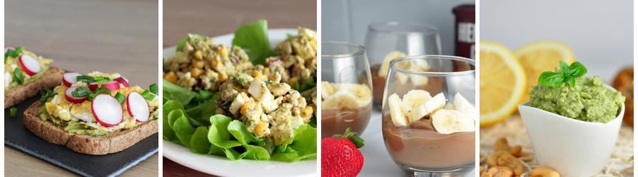 Zdrowe przepisy na śniadanie z awokado
